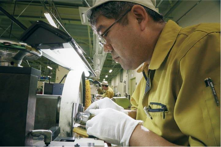 林精器製造株式会社