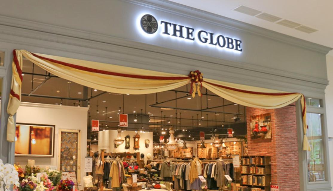 THE GLOBE イオンモールつくば店