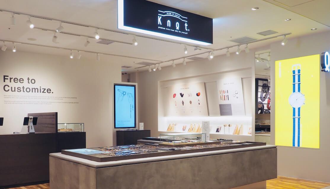 Yokohama NEWOMEN Gallery Shop